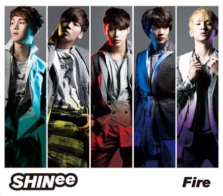 shinee-fire-