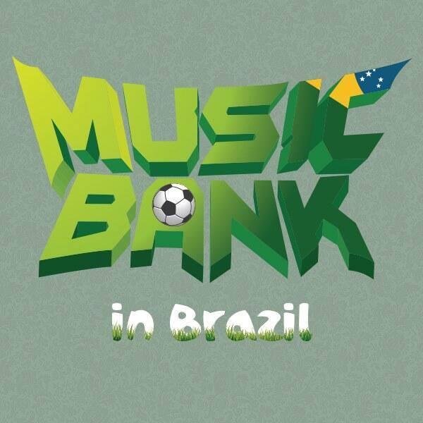 KBS Music Bank en Brasil