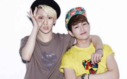 Key and Onew