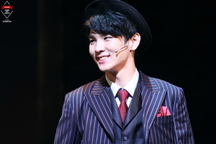 Key SHINee - Bonnie and Clyde Musical